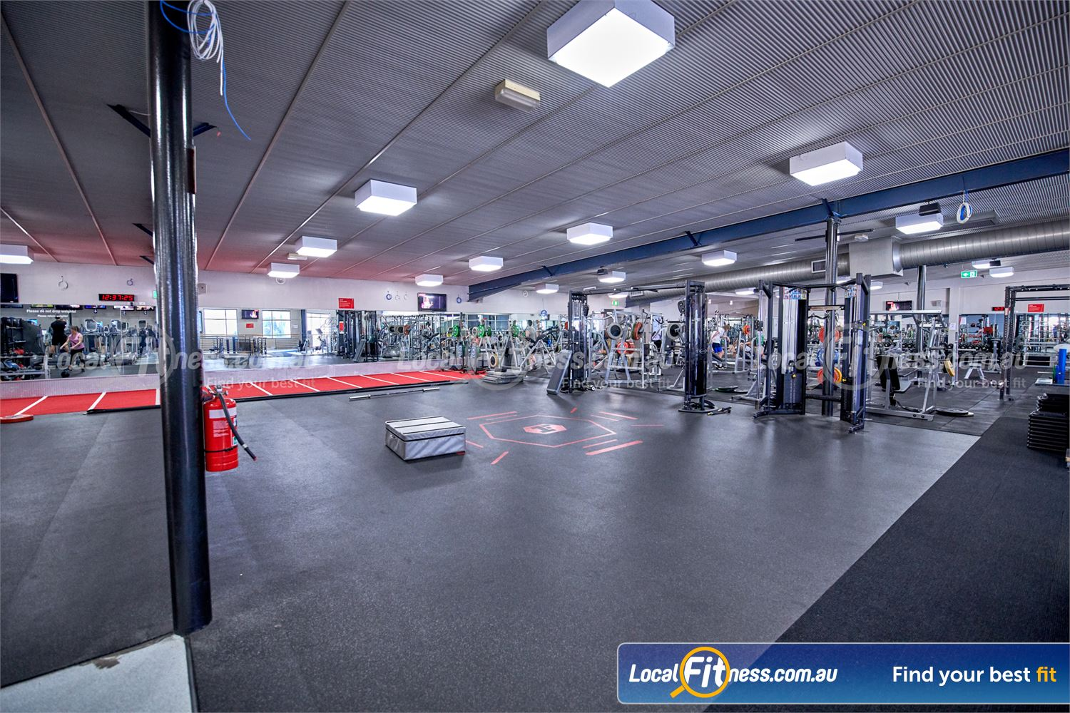 Fitness First Bayside Highett Welcome to the Fitness First Bayside gym.