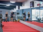 Fitness First Bayside Highett Gym Fitness Sled training is a great way to