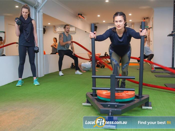 Athleta Gym Gym Yarraville  | Over 20 group fitness classes per week inc.