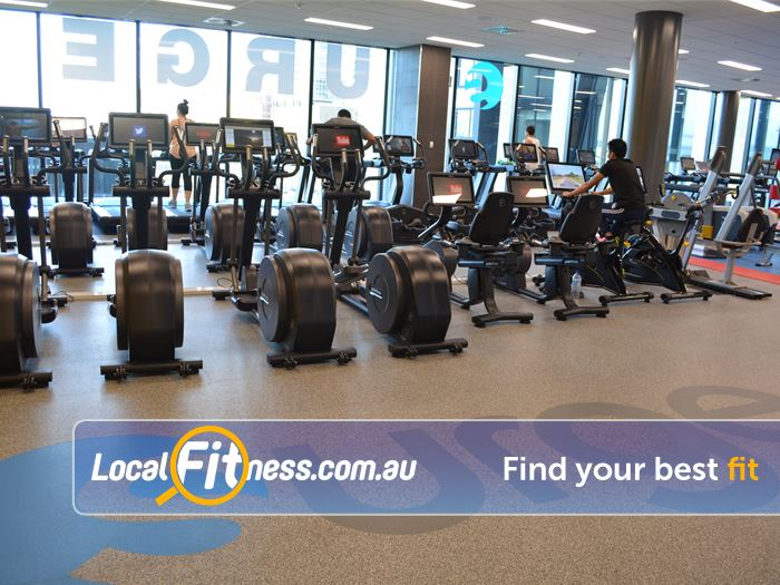 Surge Fitness Perth Welcome to Surge Fitness Kings Square where we are more than fitness.