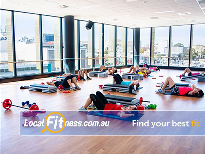 Surge Fitness Gym Cannington  | Popular classes include Perth Yoga, Pilates and Barre.