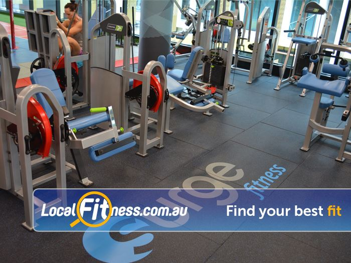 Surge Fitness Gym Redcliffe  | The latest innovative equipment from StriveFit at Surge