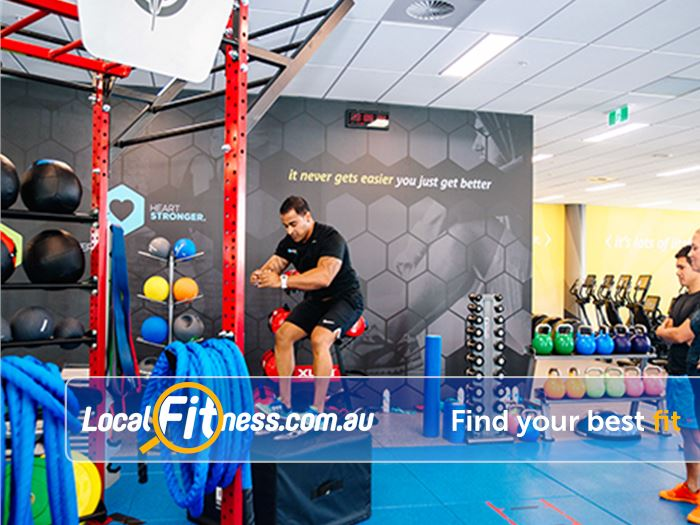 Surge Fitness Perth The popular Throwdown functional trianing rigg.