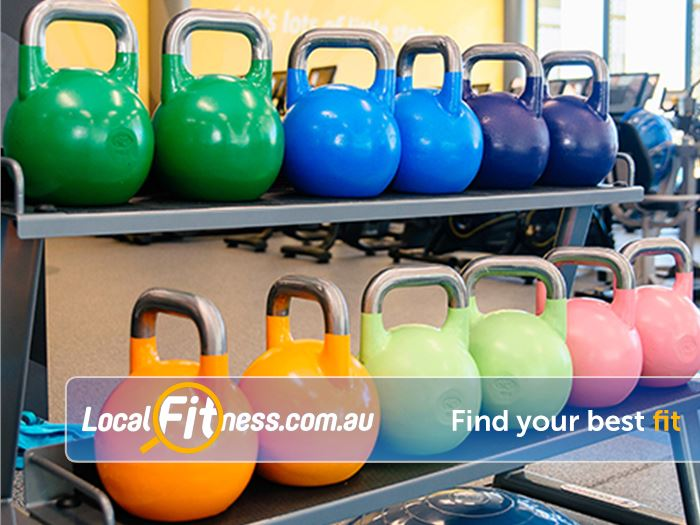 Surge Fitness Perth Get into Kettlebell training at our Perth gym.