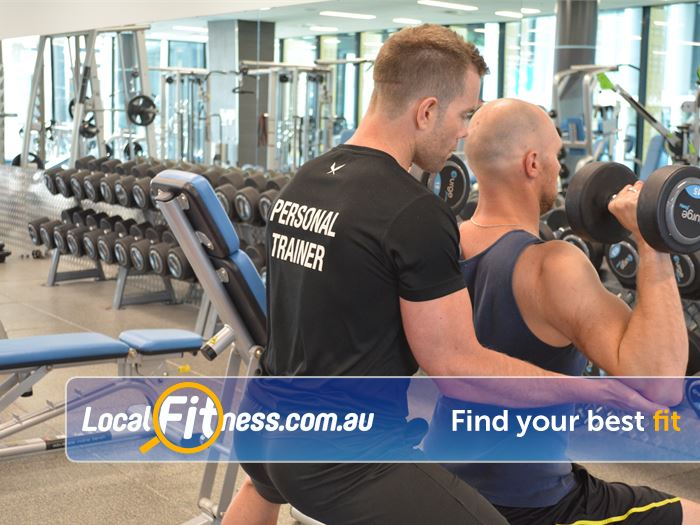 Surge Fitness Perth Perth personal training is a great way t fast track your results.