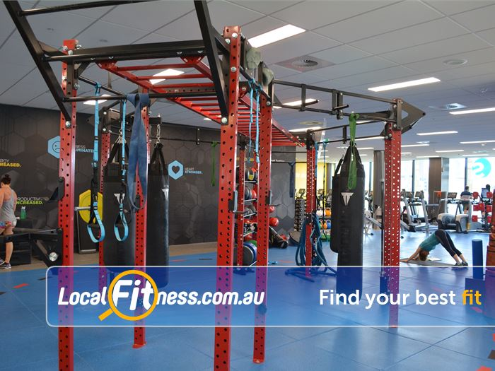 Surge Fitness HIIT Perth  | The Throwdown cross training rigg at Surge Fitness