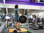 Anytime Fitness Fountain Gate 24 Hour Gym Fitness Dedicated lifting platform