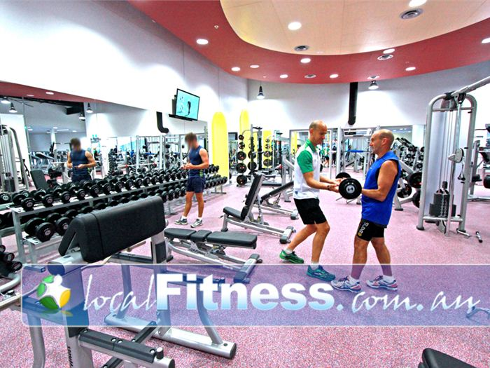 Glen Eira Sports and Aquatic Centre (GESAC) Moorabbin East Gym Fitness Our GESAC Bentleigh gym has a