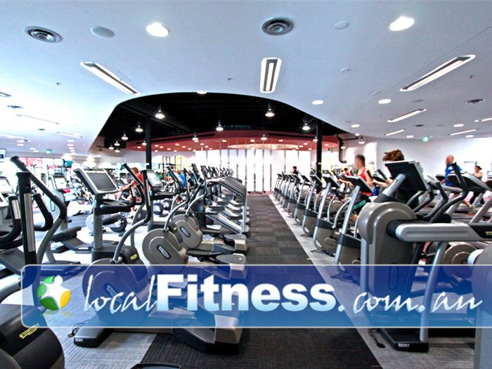 Glen Eira Sports and Aquatic Centre (GESAC) Moorabbin Gym Fitness More than 70 peices of state of