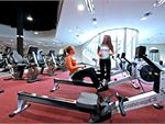 Glen Eira Sports and Aquatic Centre (GESAC) Oakleigh South Gym Fitness Treadmills, cycle bikes,
