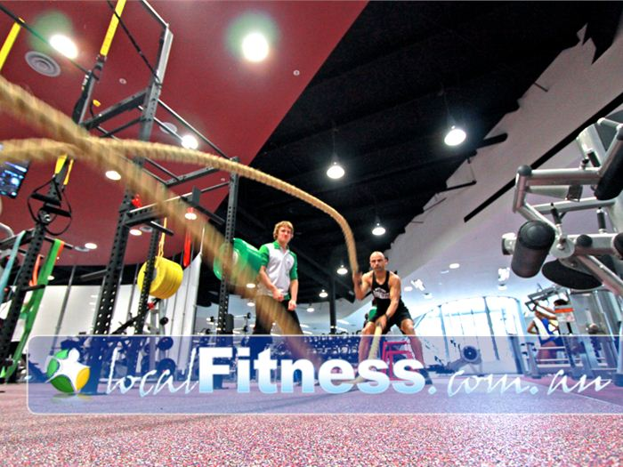 Glen Eira Sports and Aquatic Centre (GESAC) Bentleigh East Gym Fitness Enhance your training