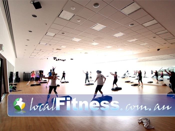 Glen Eira Sports and Aquatic Centre (GESAC) Moorabbin East Gym Fitness Popular classes including Les