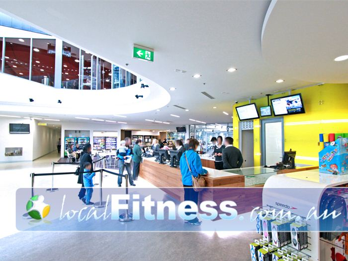 Glen Eira Sports and Aquatic Centre (GESAC) Oakleigh South Gym Fitness Every Body is welcome at GESAC.