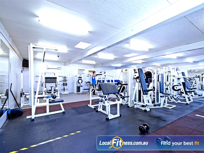 Waves Fitness and Aquatic Centre Gym Pennant Hills    Welcome to the Baulkham Hills gym.