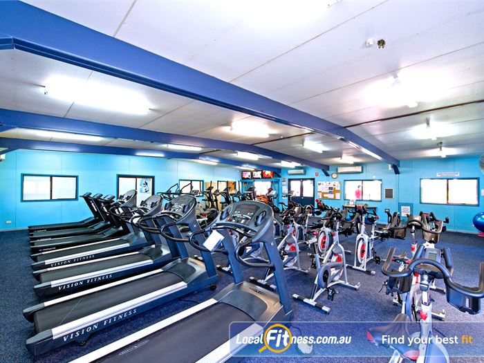 Waves Fitness and Aquatic Centre Castle Hill Gym Fitness The state of the art cardio