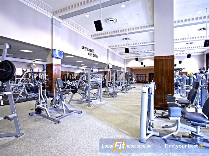 Goodlife health clubs gym adelaide