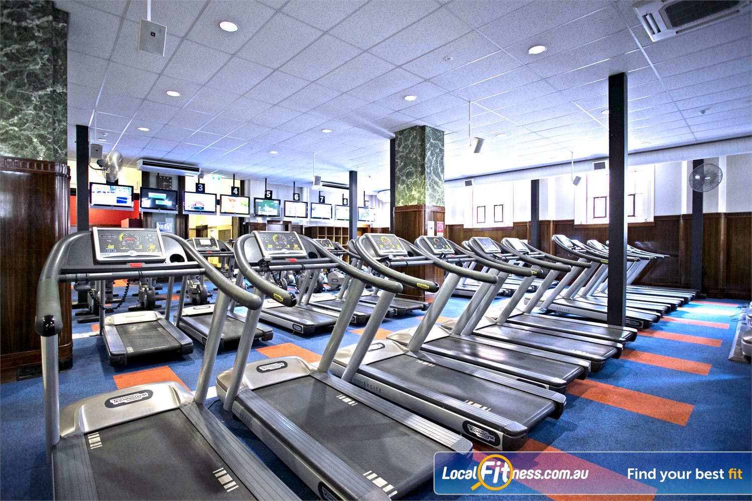 Goodlife Health Clubs Adelaide City Adelaide Welcome to Goodlife Adelaide gym in the heart of the CBD.
