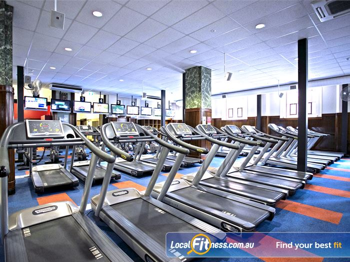 Goodlife Health Clubs Adelaide City Gym Hindmarsh  | Welcome to Goodlife Adelaide gym in the art