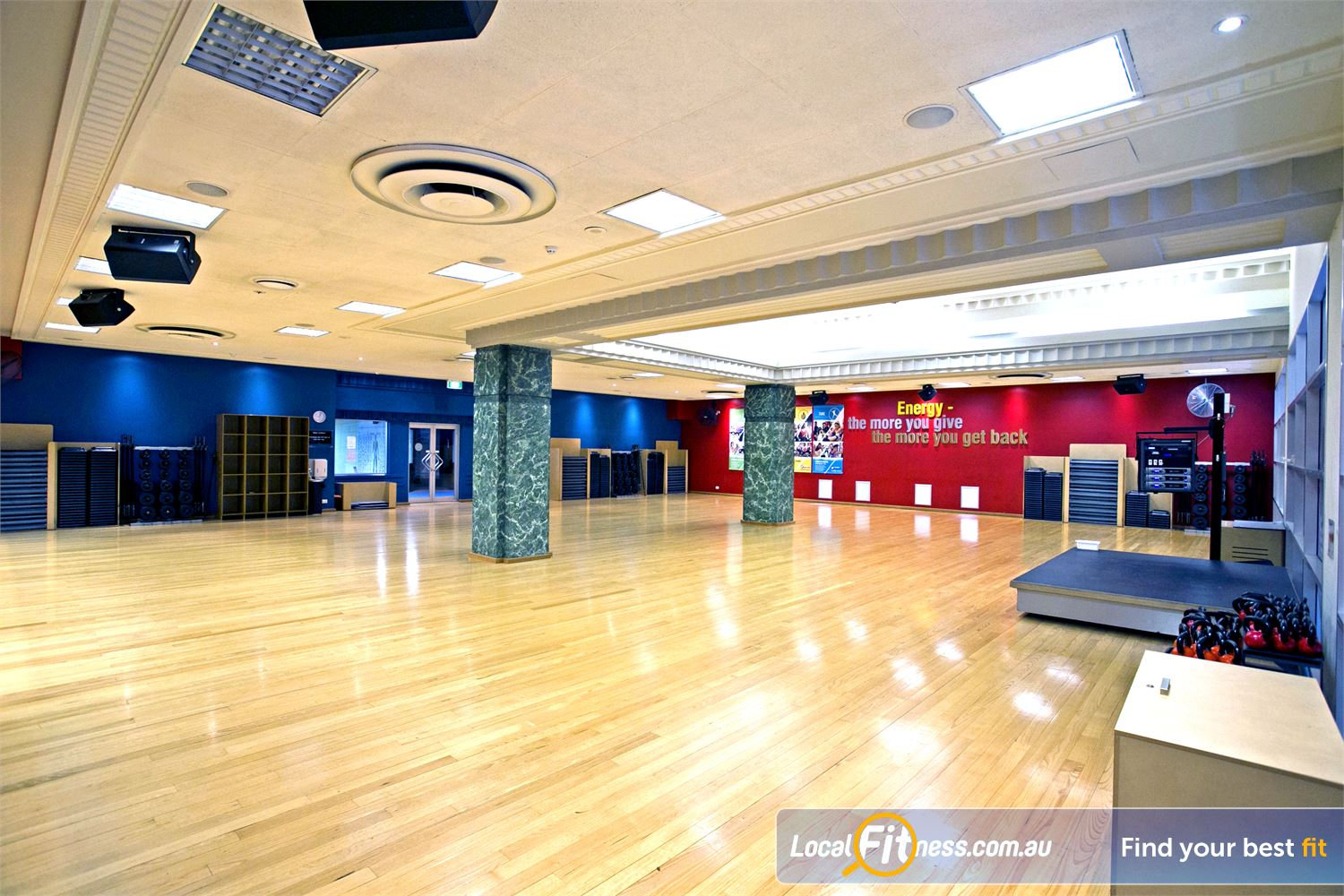 Goodlife Health Clubs Adelaide City Near Adelaide Airport Popular classes includes Les Mills, Adelaide Yoga, Pilates and more.
