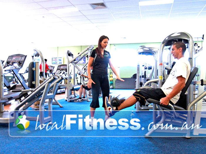 Zone Fitness Near Doveton Our Dandenong gym has the latest easy to use weight training technology.