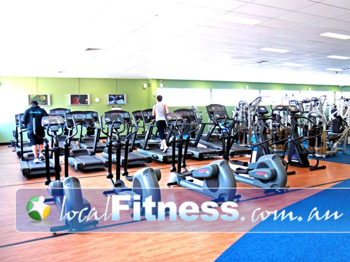Zone Fitness Near Endeavour Hills Our Dandenong gym provides a wide range of cardio equipment.
