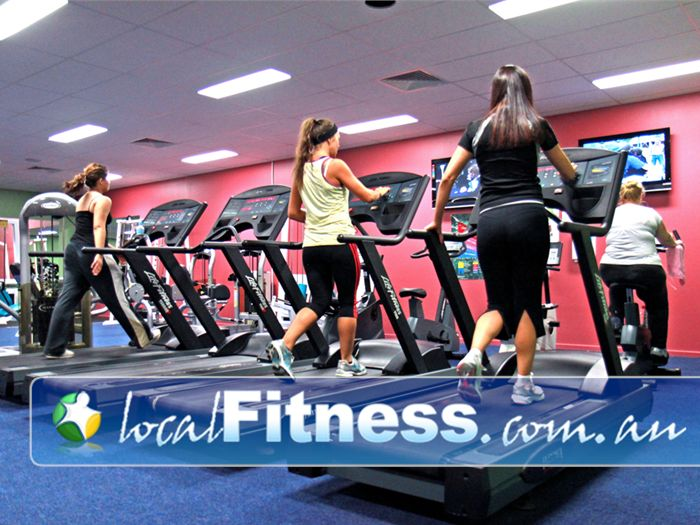 Zone Fitness Dandenong Fully equipped ladies only gym in Dandenong.