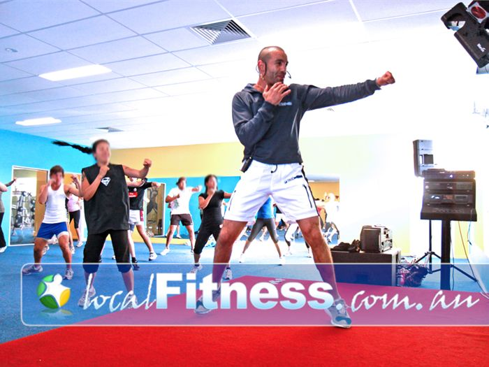 Zone Fitness Dandenong Dandenong boxing classes run several times throughout the week.