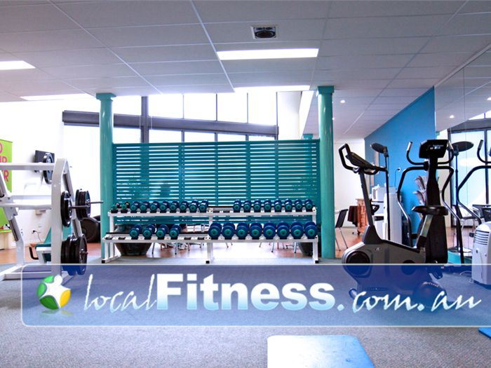 Fernwood Fitness Epping We ensure that we have the right equipment to get you the best results.<br /><br />