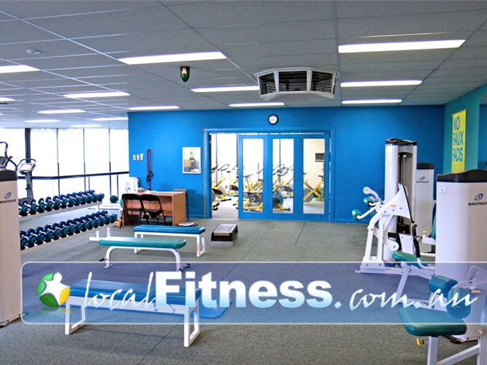 Fernwood Fitness Near Wollert Fernwood Epping ladies gym has  the right equipment to help with women's weight loss.
