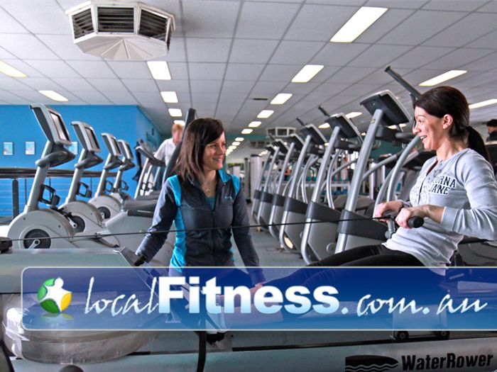 Fernwood Fitness Epping Lose weight fast with our energetic indoor rowing workouts.