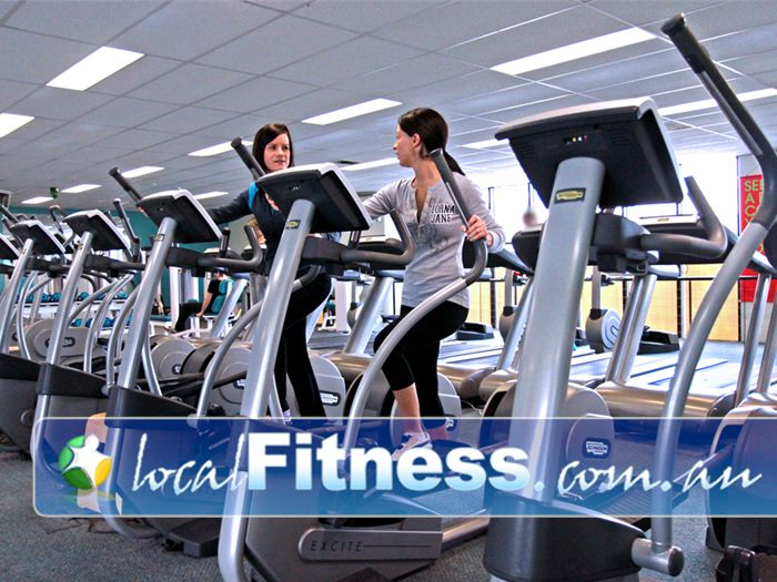 Fernwood Fitness Near Mill Park Fernwood Epping women's gym provides a fun, friendly and female-only environment.