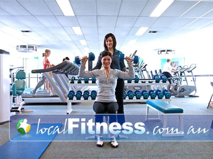 Fernwood Fitness Near Wollert Our women's strength training programs allow you to progress.
