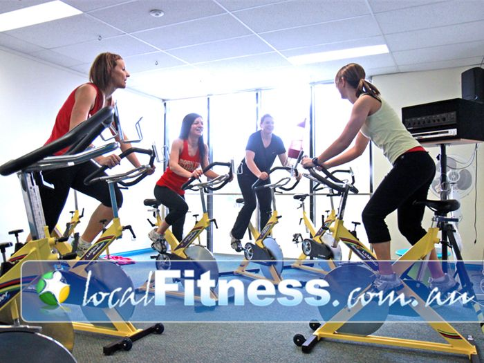 Fernwood Fitness Near Mill Park Join in on the ride with Epping cycle classes.