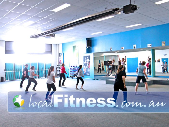 Fernwood Fitness Near Wollert Private ladies only aerobics studio in our Epping gym.