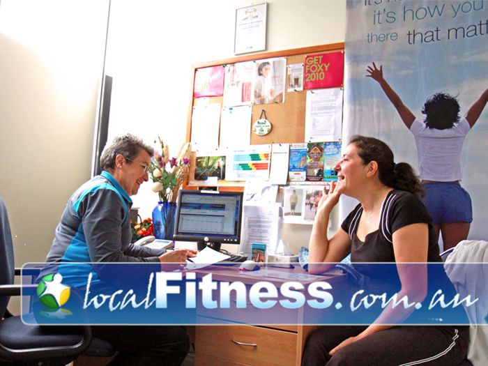 Fernwood Fitness Near South Morang Slimming and losing weight is part of the Slimplicity service.