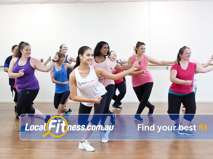 Dance Dynamics Gym Kew  | Over 180 dance and fitness classes per week