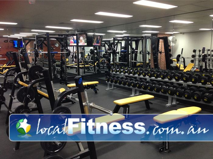 Create Fitness 24/7 24 Hour Gym Newstead  | Welcome to Outfit24 the first 24 Hour Nundah