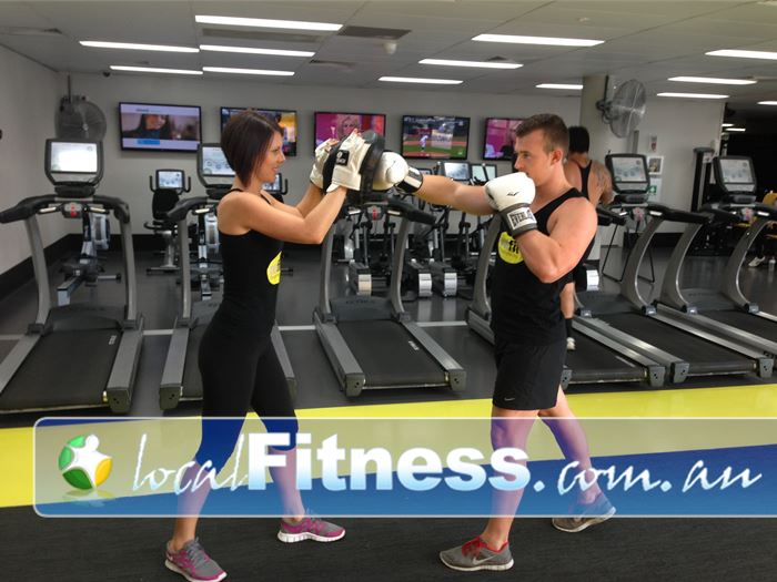 Create Fitness 24/7 Northgate Gym Fitness Nundah personal trainers can