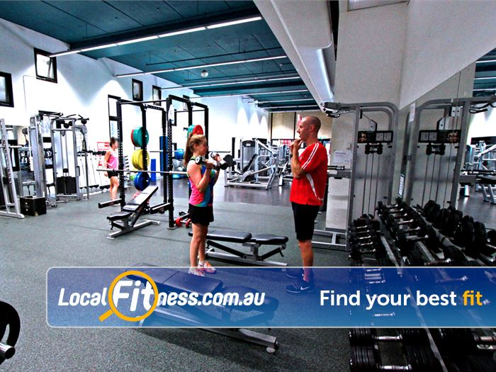 Burwood Fitness Centre Gym Glen Iris  | Welcome to the Burwood gym and fitness centre.