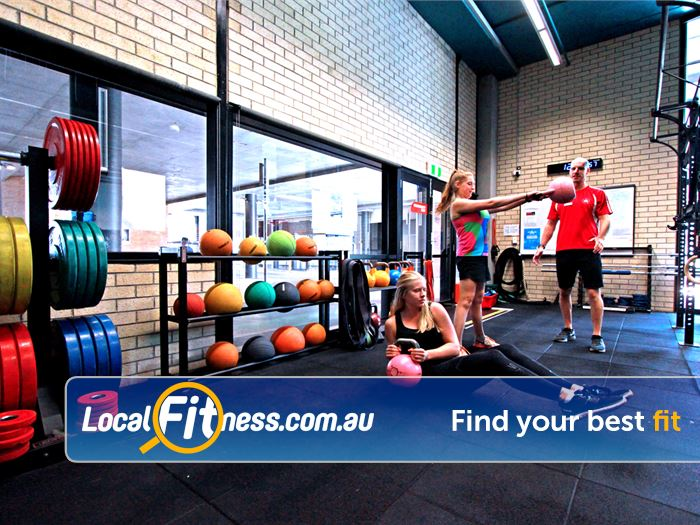 Burwood Fitness Centre Gym Blackburn South  | Join our popular Adrenaline classes to really pump