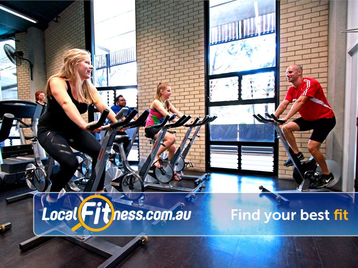 Burwood Fitness Centre Ashwood Gym Fitness Dedicated Burwood cycle space
