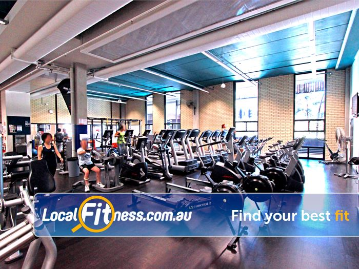 Burwood Fitness Centre Surrey Hills Gym Fitness Over 300 sq/m of fitness under