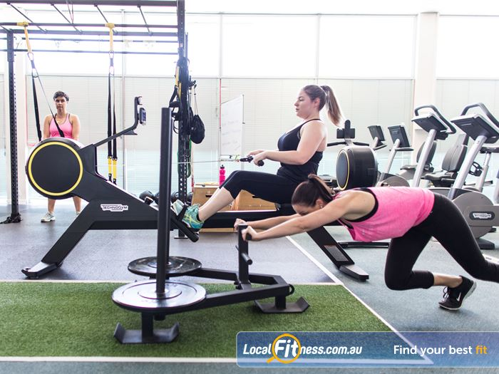 Fernwood Fitness Gym Fortitude Valley  | The Fernwood Everton Park gym provides a fun