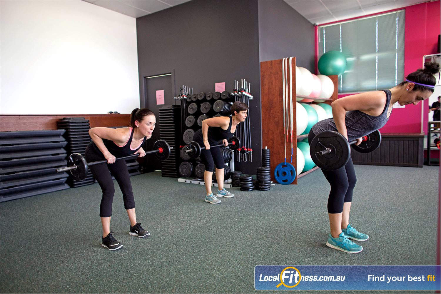 Fernwood Fitness Near Stafford Heights Over 30 classes per week inc. HIIT, Les Mills and more.