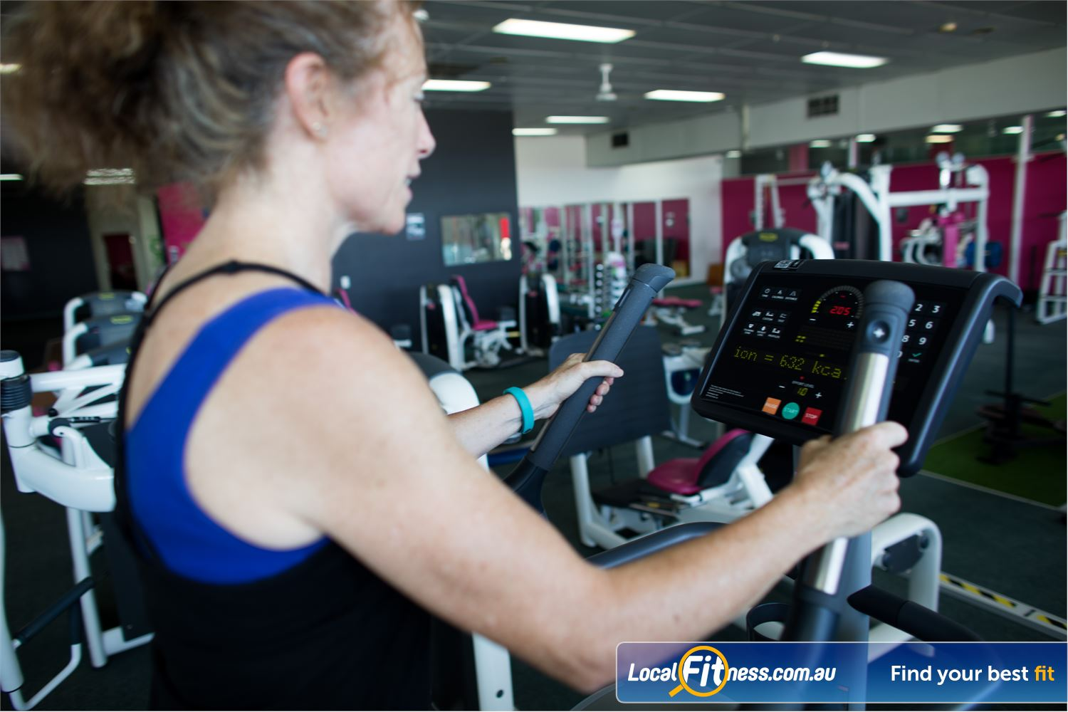 Fernwood Fitness Everton Park Fernwood Everton Park provides a fun, friendly women's only cardio environment.