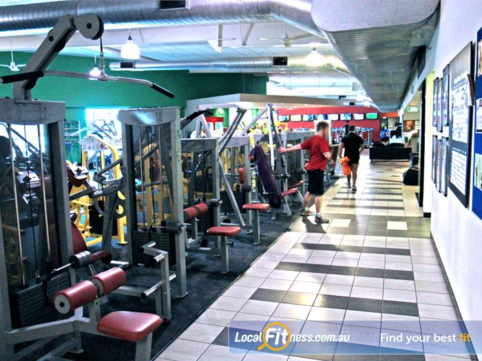 Goodlife Health Clubs Gym Browns Plains  | The Goodlife Loganholme gym is located within the