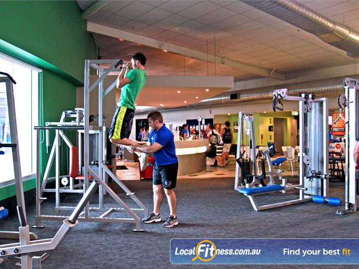 Goodlife Health Clubs Gym Logan Central  | Loganholme gym instructors can tailor a weight-loss program