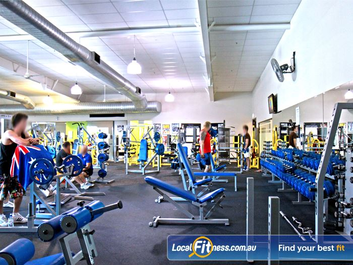 Goodlife Health Clubs Gym Underwood  | At our Loganholme gym, pick from a large