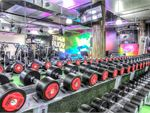 Goodlife Health Clubs North Lakes Gym Fitness The free-weights area includes