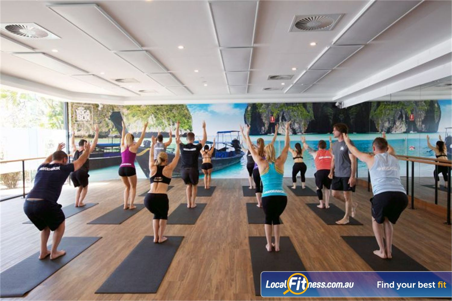 Goodlife Health Clubs Near Mango Hill Our stunning Rothwell pilates and yoga studio is designed to help you unwind.